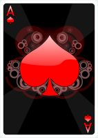Ace of Spades by Th3Zephyr