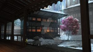 House of Hidden Dragon by FranklinChan