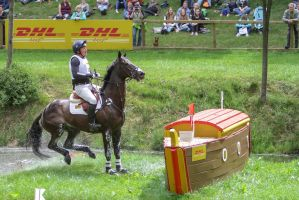 3DE Cross Country Water Obstacle Series VI/11 by LuDa-Stock