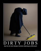 Dirty Jobs by Balmung6