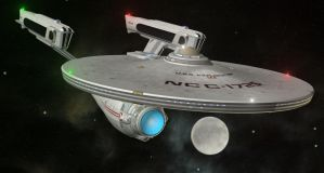 U.S.S Exploration by enterprisedavid