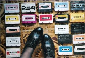 Cassettes by fungopolly