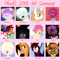 2013 Summary by ploofy-floop