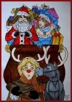 The Christmas Assignment by kate-n