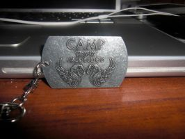 Mah dogtag by KittyCatDayleaf