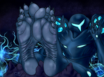 These Soles Are for Worshipping by QuintonQuill