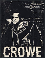 Solomon Crowe Poster by HTN4ever