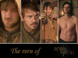 The Men of Robin Hood by angel38696