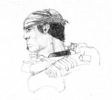 Marcus Fenix by smilie5768
