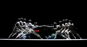 SEA Games - Fencing 1 by Timothy-Sim