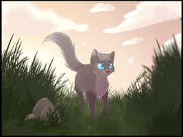 Walk at Dawn by Bluefire-kitteh