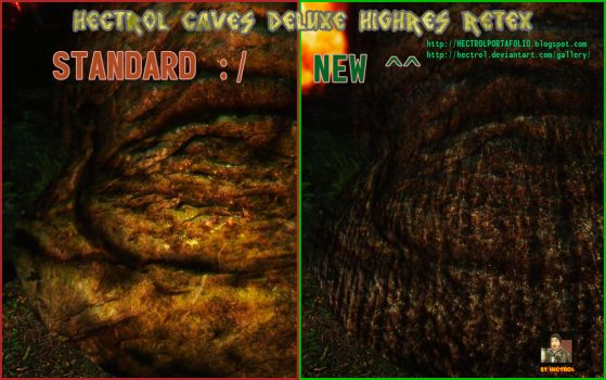 Hectrol CAVES DELUXE HR Retex - Comparison 10 by hectrol