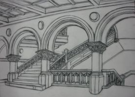 architecture drawing by scanidc