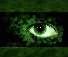 Irish Eye by reznor70
