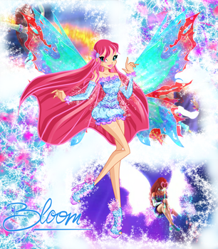 WINX: BLOOM MYTHIX by caboulla