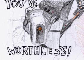 You're Worthless by 04porteb