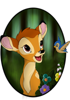 .:Bambi:. by X-luki-X