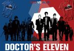 Doctor's Eleven T-shirt sale!!! by Magmakensuke