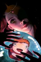 Ponyo by Andreanable