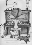 A Musical Interlude by luciediamonds