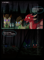 Kaki and shamrock meets the monsters by blowber