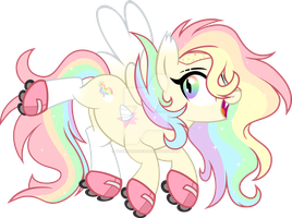 !! Rainbow Rush !! [Trade] by WeekendRoses