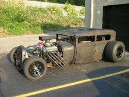 1929 A Model by DTP-Muscle