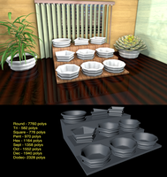 Decorative Planter model by PR-Imagery