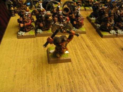 Battle for the Skull Pass Dwarf Army Pic 2 by Arival