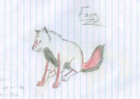 Fang by Wolf-Shadowrunner