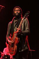Gary Clark JR.:  The Danforth Music Hall by basseca