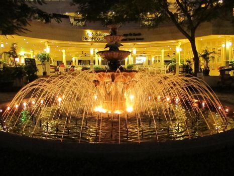 Pretty Water Fountain by LIMMANMY