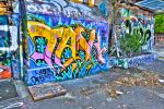 Tubs Graffiti HDR 1 by AaronPlotkinPhoto