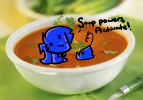 Soup Powers, Activate!!! by DJKiana