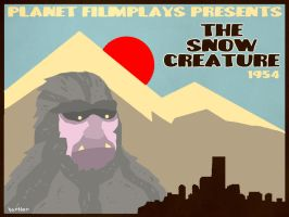 SFS: The Snow Creature by Hartter