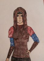 Sofie (Full Color): A Skyrim Legacy by Javott