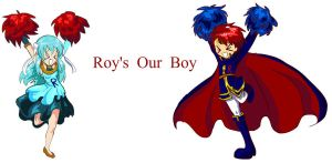 ROY'S OUR BOY by Royal-Guard-Lover