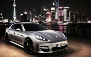 Porsche Panamera by AladineSalame