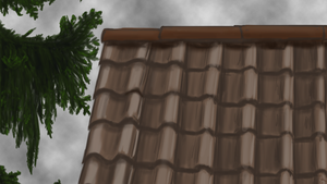 Roof background by BirdGVee