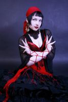 STOCK - Gothic Gypsy by Apsara-Art
