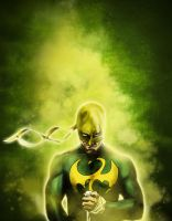 Iron Fist by LeonardoEnrique