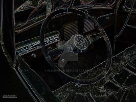 1950s Studebaker Truck abandon by element321