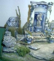 Pan's Garden in Miniature by grimdeva
