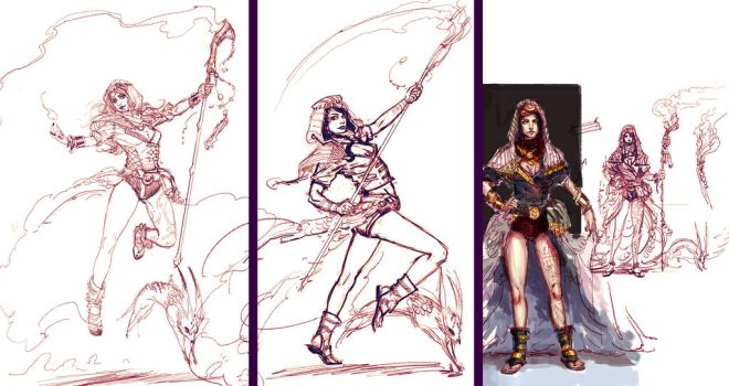 Character study by saint-max