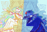 Who are you Mother? by Jowybean