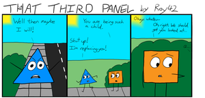 That Third Panel - More Friends #15 by Roy4242