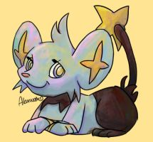 Shinx by skeletall