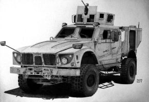 Polish M-ATV by Ralph1989