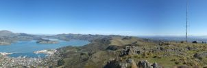 Christchurch Montain by partoftime