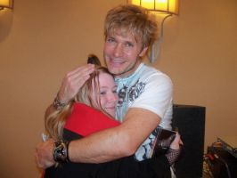 .:Me and Vic Mignogna:. by Shadouge4eva